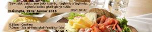 Ikla tal-Festa għall-familji tal-Iklin